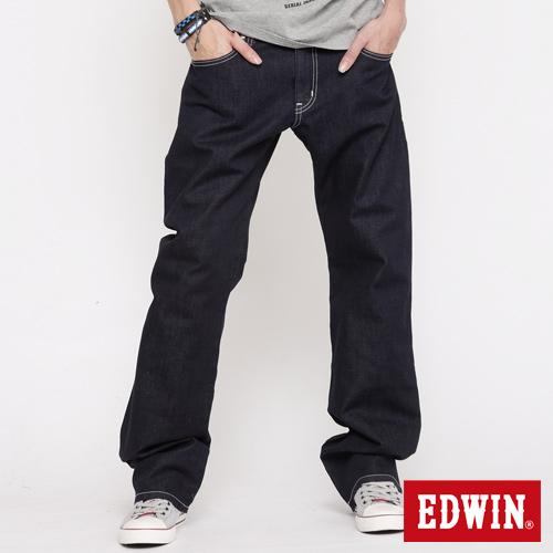 【SUPER SALE。熱銷丹寧888↘】EDWIN 503 ZERO COOL 直筒褲 原藍【結帳輸入SS_20161208→現折100元】