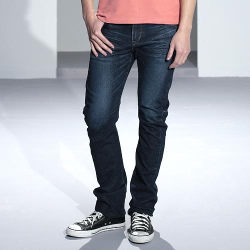 【5折優惠↘】輕鬆牛仔 EDWIN E-FUNCTION ZERO 直筒褲-男款 中古藍【單筆滿2000結帳輸入 NGNN-SXDL-3YZU-WCH0→現折200元】