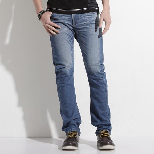 【5折優惠↘】輕鬆牛仔 EDWIN E-FUNCTION ZERO 直筒褲-男款 拔淺藍【單筆滿2000結帳輸入 NGNN-SXDL-3YZU-WCH0→現折200元】