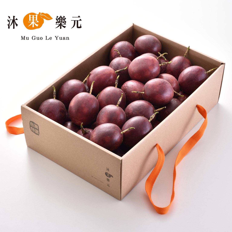 《沐果樂元》南投埔里百香果 水果禮盒裝