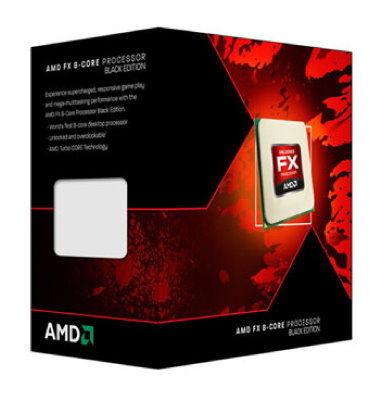 「YEs 3C」AMD 超微 FX-8350 八核心 黑盒 中央處理器 4.0G 125W 打樁機 CPU AM3+ 腳位 客訂 免運 yes3c