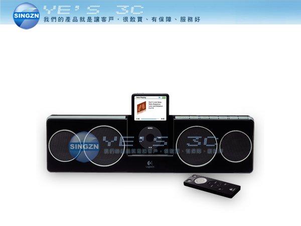 「YEs 3C」全新 LOGITECH 羅技 Pure-Fi Anywhere 2 喇叭 iPod/iPhone4 3GS 音箱 免運 yes3c