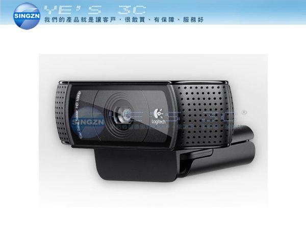 「YEs 3C」全新 LOGITECH 羅技 C920r 網路攝影機 WebCAM 卡爾蔡司鏡頭 含稅 免運 yes3c