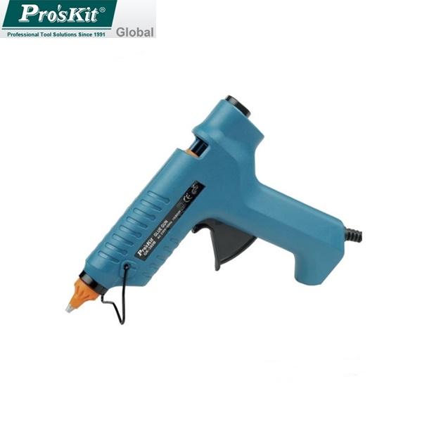 又敗家@台灣品牌Pro'sKit寶工陶瓷熱溶膠槍GK-380插電式熱熔膠槍(消耗功率80W/120V) AC120V陶瓷熱熔槍快速預熱槍陶瓷熱融膠槍ProsKit