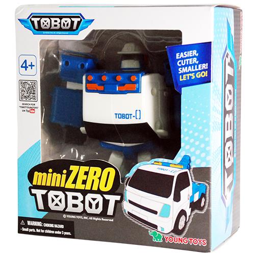 ★衛立兒生活館★TOBOT 機器戰士迷你-ZERO
