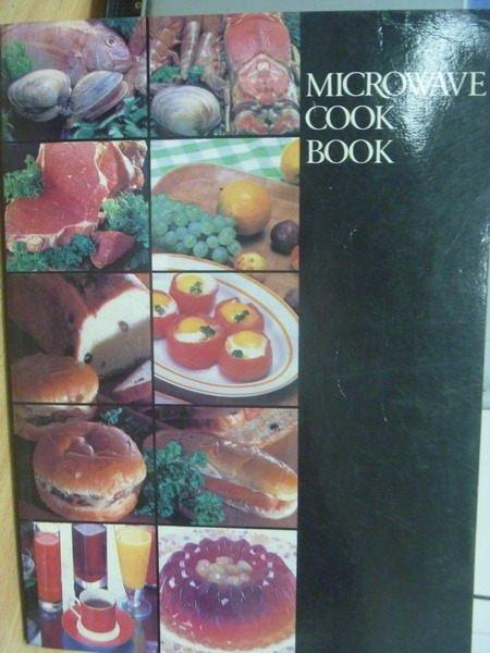 【書寶二手書T2/餐飲_ZJV】Microwave Cookbook