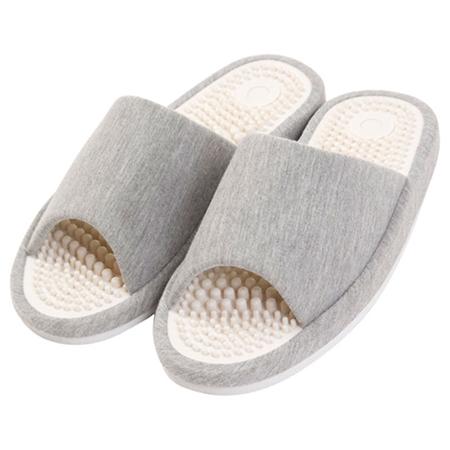 健康拖鞋 PLAIN GY L