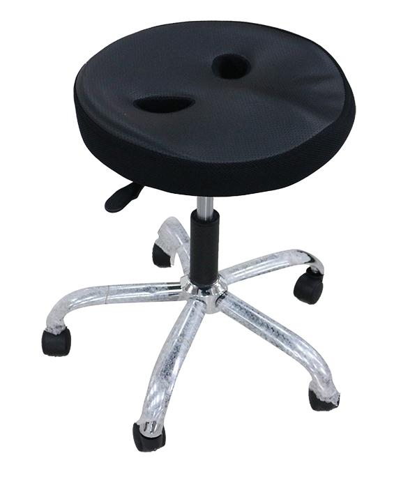 【尚品傢俱】 K-120-32 露露 美容椅(黑、藍、灰、紅)Office Chair/書房椅/電腦椅