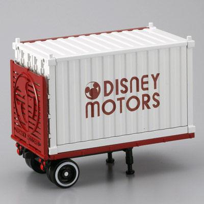 日本直送 TOMICA 多美 小汽車 Disney 迪士尼 米奇 (貨櫃)貨櫃車 聯結車 展示 收藏 合金