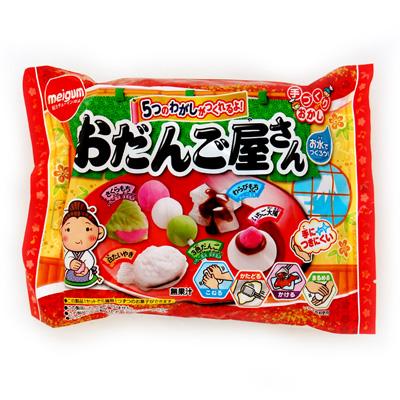 有樂町進口食品 日本明治 知育果子 手作和果子 鯛魚燒 寒天4902744032513