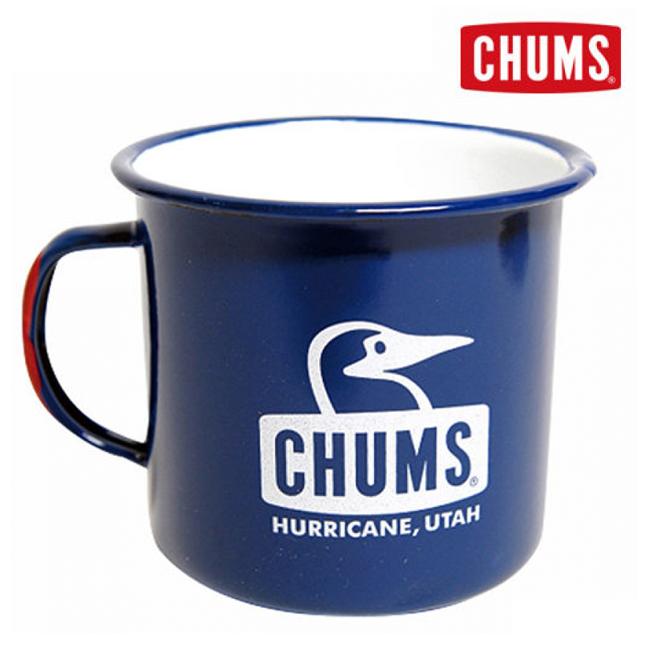【鄉野情戶外用品店】 CHUMS |日本|  BoobyFace 琺瑯杯-S/CH62-1051-N001
