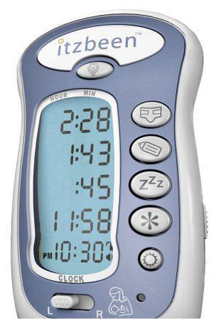 【淘氣寶寶●便宜出清】Coast Innovations 嬰兒時間護理訂時器【另售motorola監聽MBP10/家用監視MBP18、MBP36/wife監視BLINK】