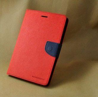 ☆華碩 zenfone5 A500 韓國水星 MERCURY GOOSPERY 撞色手機皮套 華碩 A500 雙色皮套【清倉】