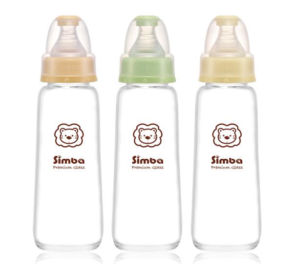 ★衛立兒生活館★小獅王辛巴Simba 標準玻璃大奶瓶240ml(隨機出貨)S6931
