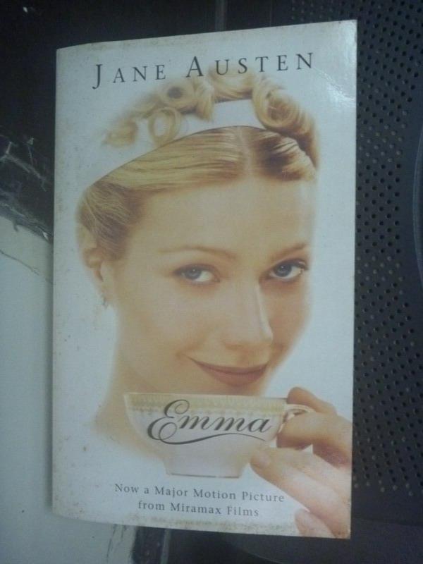 【書寶二手書T5/原文小說_IHW】Emma_Jane Austen