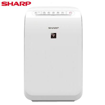 【SHARP夏普】自動除菌離子空氣清淨機(白) FU-D50T-W