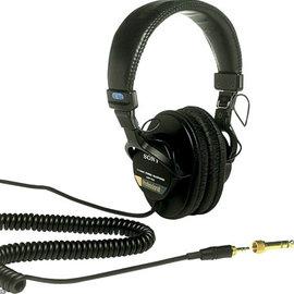 志達電子 MDR-7506 Sony 錄音室專業監聽耳罩式耳機 台灣新力公司貨