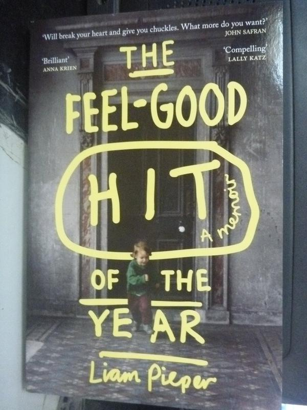 【書寶二手書T2/勵志_ZJW】The Feel-good Hit of the Year_Liam Pieper