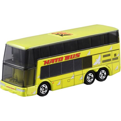 【奇買親子購物網】(42)【TOMICA多美小汽車】三菱 HATO BUS-初回限定款
