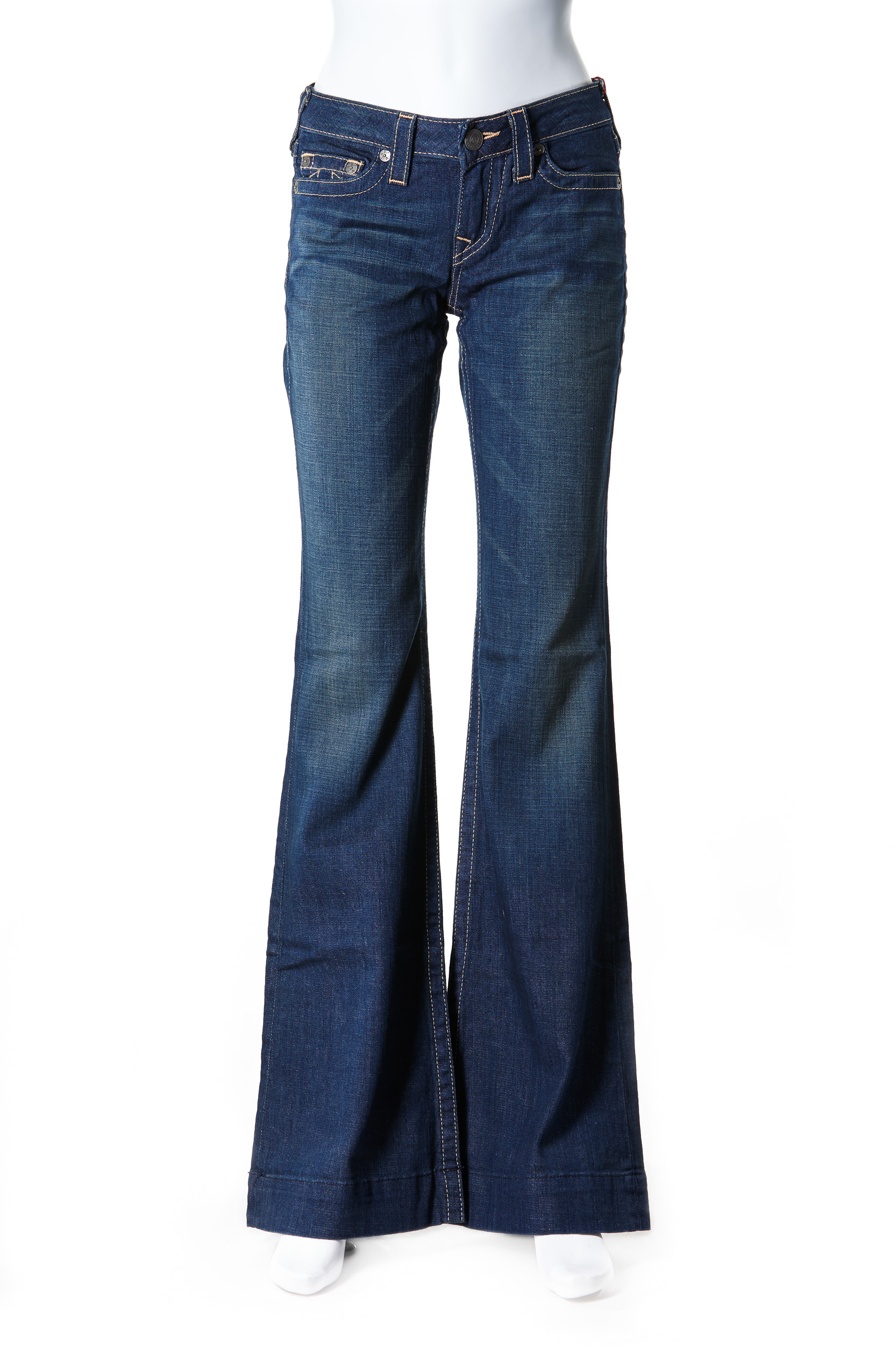 TRUE RELIGION DANA BUGSY 系列 新潮喇叭牛仔褲 美國製造 現貨供應【美國好褲】