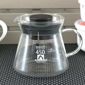 【珍昕】 GLASSHOUSE耐熱玻璃壺~(450ml)