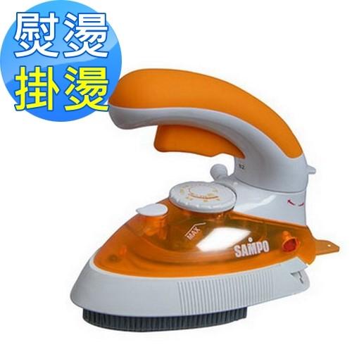 (WISER智慧家)【SAMPO聲寶】手持式掛燙蒸氣電熨斗(AS-J9081WL)(含運)