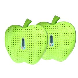 (WISER智慧家)MEIJI(美緻)無線式除溼機-環保青蘋果(MJ-826)-兩入組(含運)