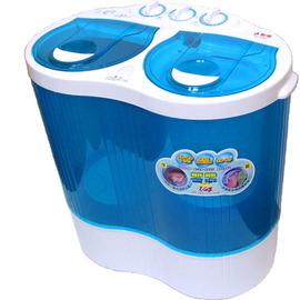 ((馬達2年保固+送美顏潔臉器勳風))(WISER智慧家) 輕鬆洗2kg小物柔洗機 HF-9266(含運)