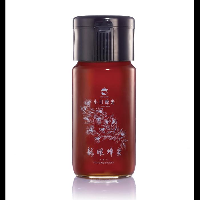 純蜂蜜【國產】龍眼蜂蜜--玻璃裝--700g