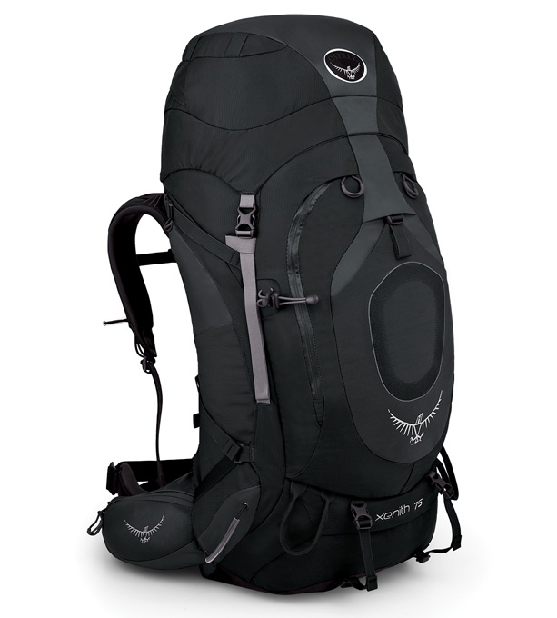 Osprey  美國  XENITH 75 登山背包《男款》/重裝背包-石墨灰M/Xenith75 【容量75L】