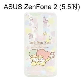 雙子星透明軟殼 [TS3] ASUS ZenFone 2 ZE550ML ZE551ML Z00AD Z008D【三麗鷗正版授權】
