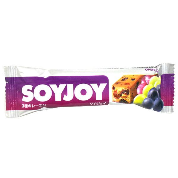 *Soyjoy 2件49*Soyjoy-葡萄杏仁營養棒《康是美》