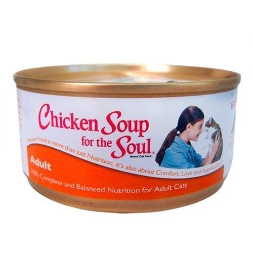 ♥ ☆ 嚐鮮一起帶 ☆ ♥ 美國 Chicken Soup 心靈雞湯(主食罐) 挑嘴成貓罐 6罐一組