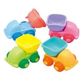 【悅兒樂婦幼用品舘】Toy Royal 樂雅 繽紛沙灘玩具系列-Flex 沙灘車1入(no.2160)
