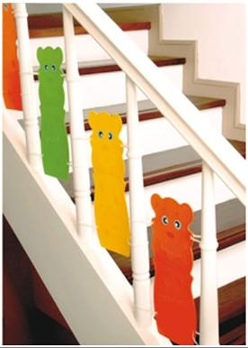 【ViVibaby】樓梯護欄(盒裝)