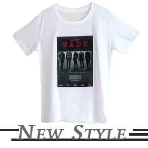 ☆ New Style ☆ BIGBANG MADE 專輯同款應援短袖T恤 GD 太陽 T.O.P 大聲 勝利 ( 現貨+預購 )