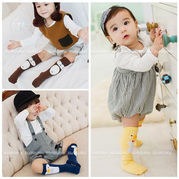 童襪 寶寶襪 卡通立體耳朵中筒襪 嬰兒襪 0-4歲 CA1764