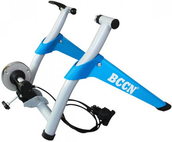 八段式線控培林磁阻單車用線控訓練台 藍色《意生自行車》