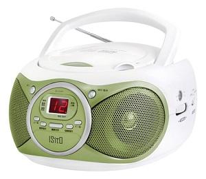 【ISITO】手提CD音響IS-13101《刷卡分期+免運》