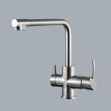 和成 HCG 配合RO濾水器 廚房無鉛龍頭 KF4139  不鏽鋼無鉛龍頭