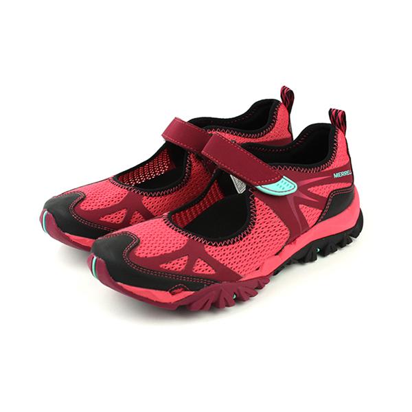 MERRELL CAPRA RAPID MJ 休閒鞋 紅 女款 no639