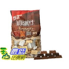 [COSCO代購 如果沒搶到鄭重道歉] HERSHEY'S 綜合巧克力 1.47公斤 (2入)_W600550
