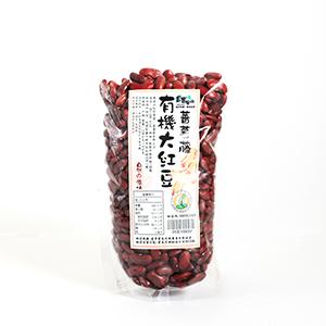 [蕃薯藤有機]有機大紅豆