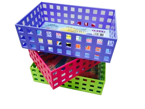 【豪上豪】吉米中積木盒K607/吉米熊系列/置物籃/盒子/收納盒(不挑色)