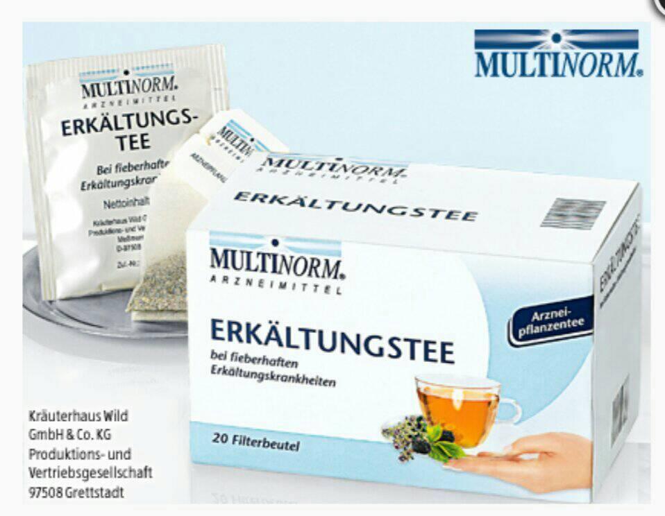 德國天然草本A~感冒茶/B~咳嗽茶和支氣管炎茶 20包/盒
