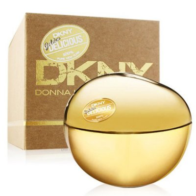 DKNY 璀璨金蘋果 女性淡香精 7ml ☆真愛香水★ 另有 小香禮盒 淡香精4入