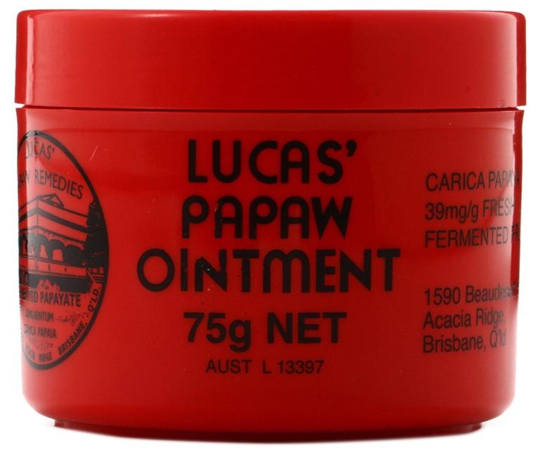 澳洲 Lucas Papaw Ointment 萬用木瓜霜 75g ☆真愛香水★