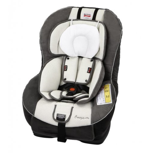 Britax - Omega 0-4歲汽車安全座椅(汽座) -灰