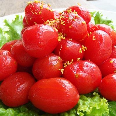 《好客-美濃客家菜》桂花釀蕃茄 (3盒組)(免運商品)