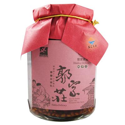 《郭家莊豆腐乳》A013002 棗釀豆腐乳(450g/罐)
